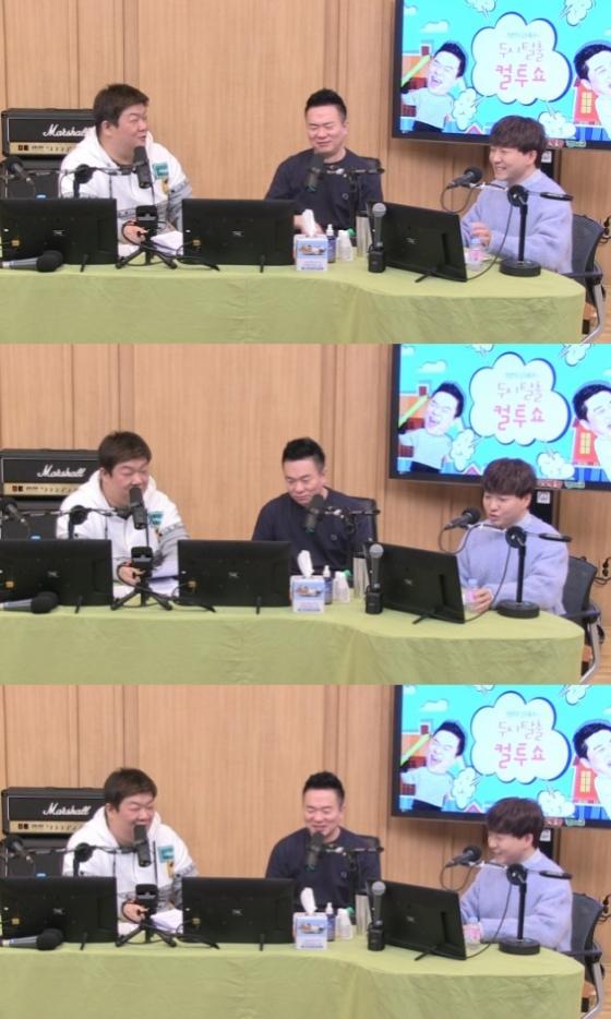/사진=SBS 파워FM '두시탈출 컬투쇼' 캡처 (유민상 김태균 도티)