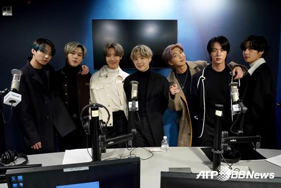 방탄소년단 /AFPBBNews=뉴스1