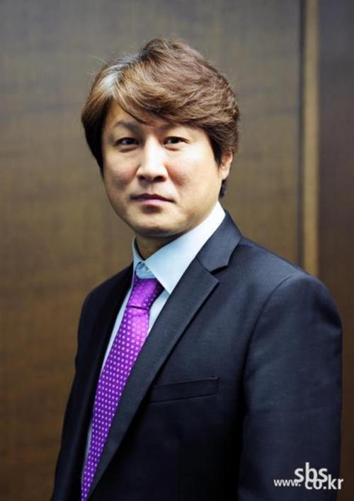 배우 김정균/사진=SBS