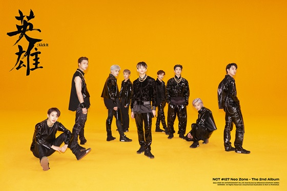 NCT 127 /사진제공=SM엔터테인먼트