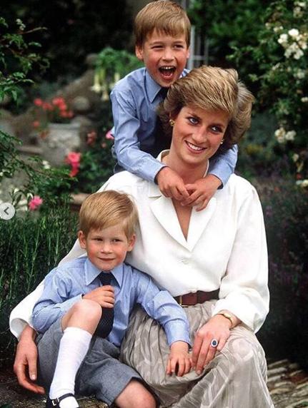 /사진=영국 왕실 공식 인스타그램 계정