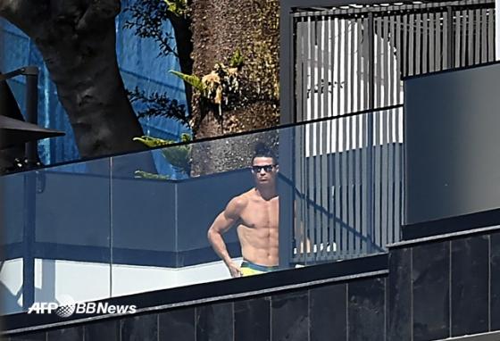크리스티아노 호날두. /AFPBBNews=뉴스1