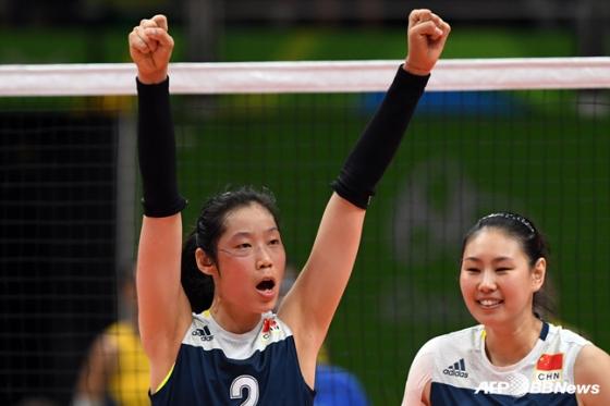 주팅(왼쪽). /사진=AFPBBNews=뉴스1