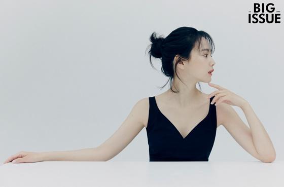 윤승아 /사진제공=빅이슈