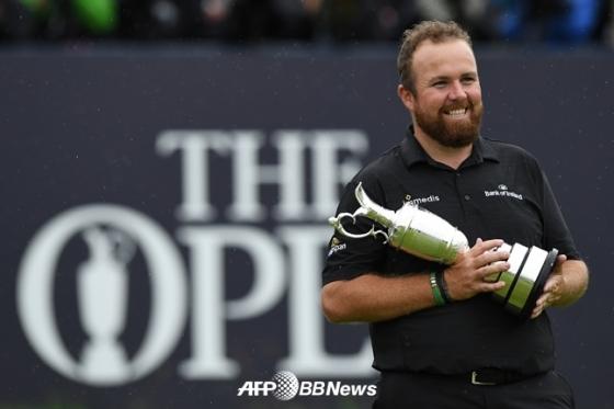 2019년 디오픈 우승자 셰인 로리./AFPBBNews=뉴스1
