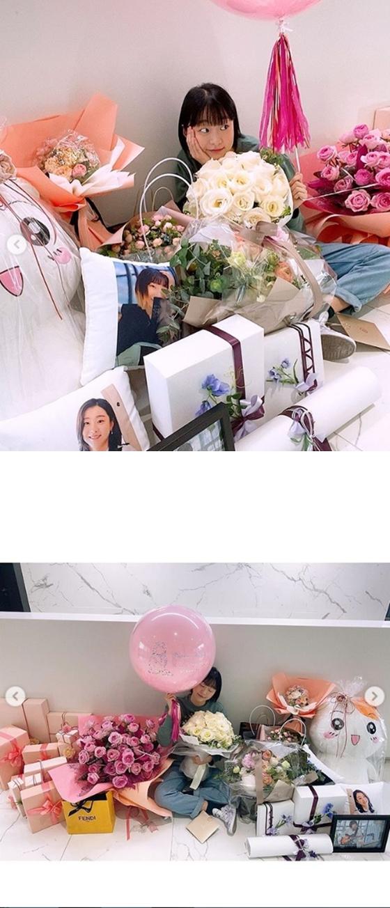 /사진=김다미 인스타그램