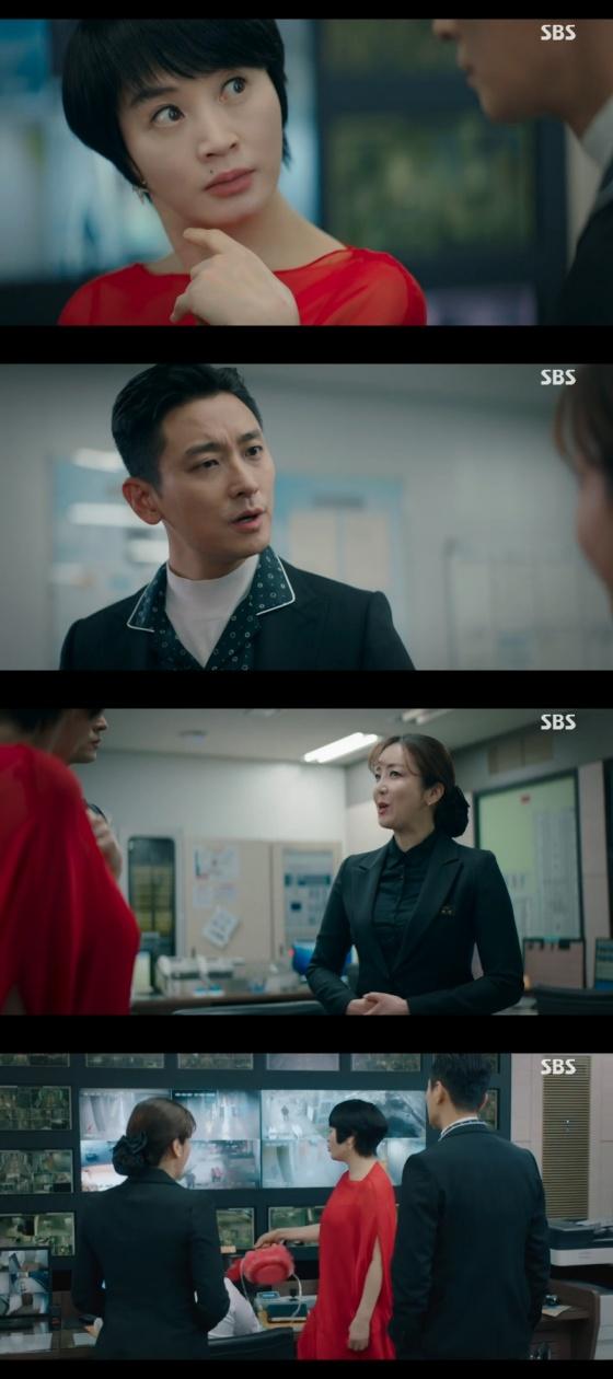 /사진= SBS 금토 드라마 '하이에나' 방송 화면