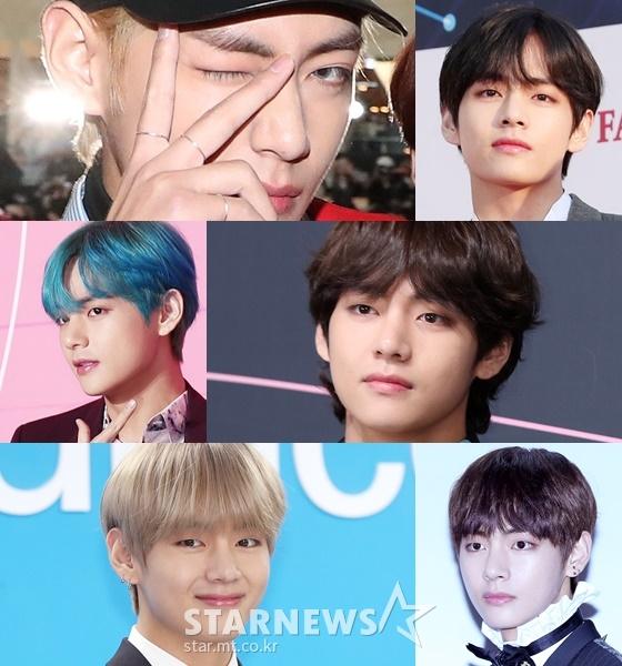 방탄소년단(BTS) 뷔 /사진=스타뉴스 DB