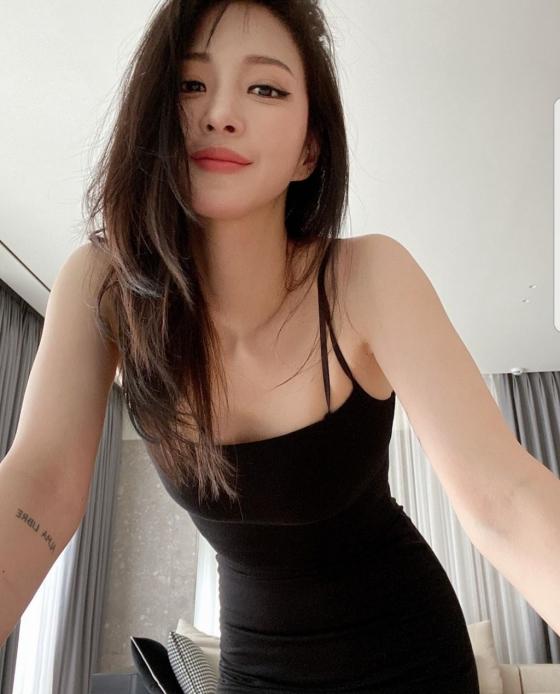 한예슬, 감탄만 나오는 섹시美 '원조 여신의 품격'