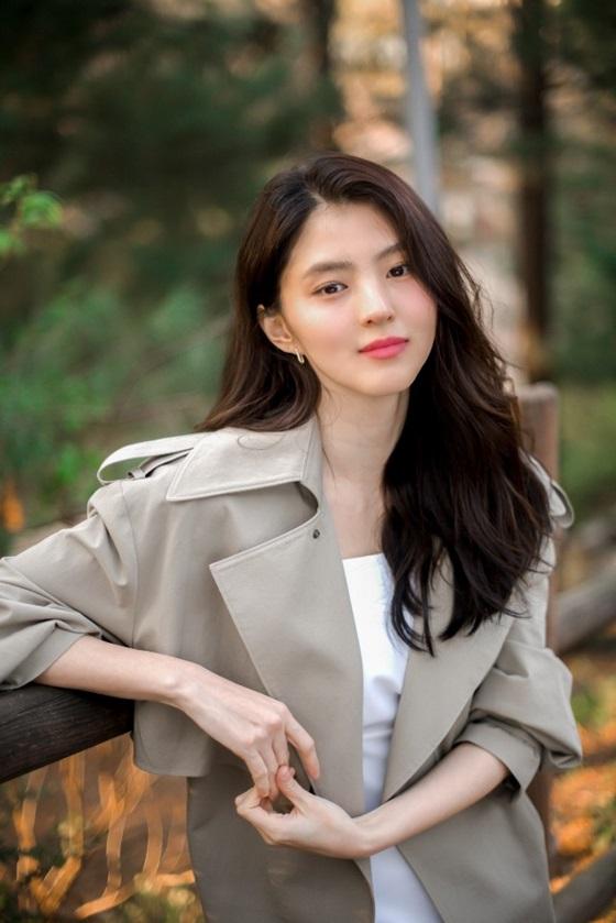 배우 한소희 /사진제공=9아토엔터테인먼트