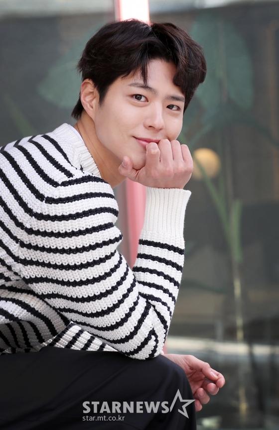 [단독]박보검, 입대前 '원더랜드' '청춘기록' 촬영 완료..동시 촬영中