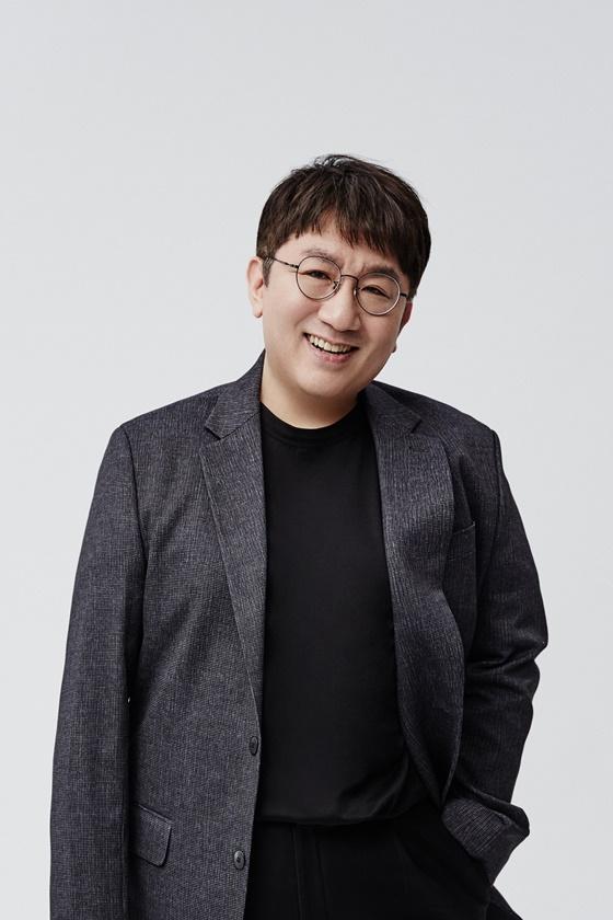 방시혁 빅히트엔터테인먼트 의장 /사진제공=빅히트엔터테인먼트