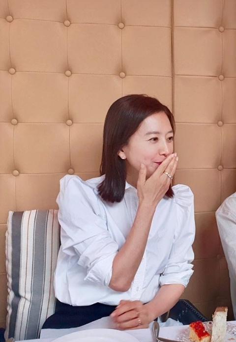 배우 김희애 / 사진=SNS