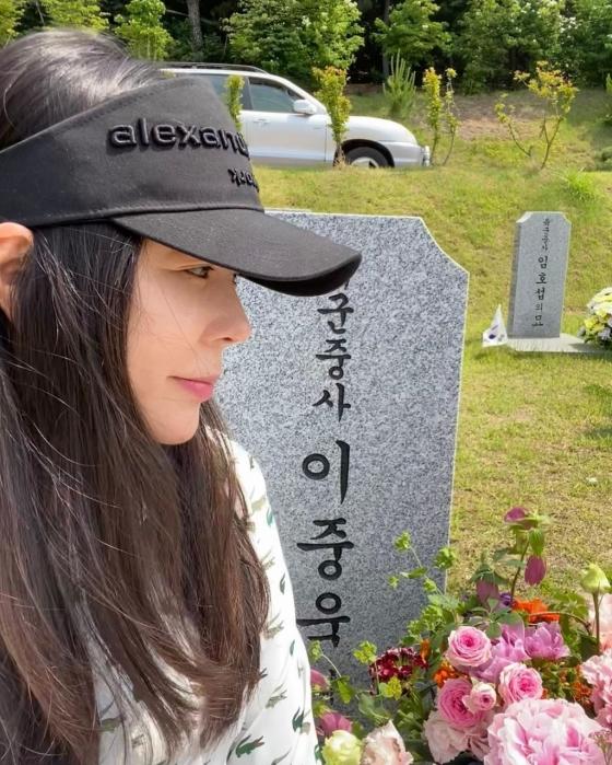 /사진=이혜영 인스타그램