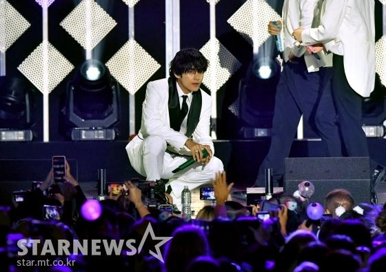 방탄소년단(BTS) 뷔 /AFPBBNews=뉴스1=스타뉴스