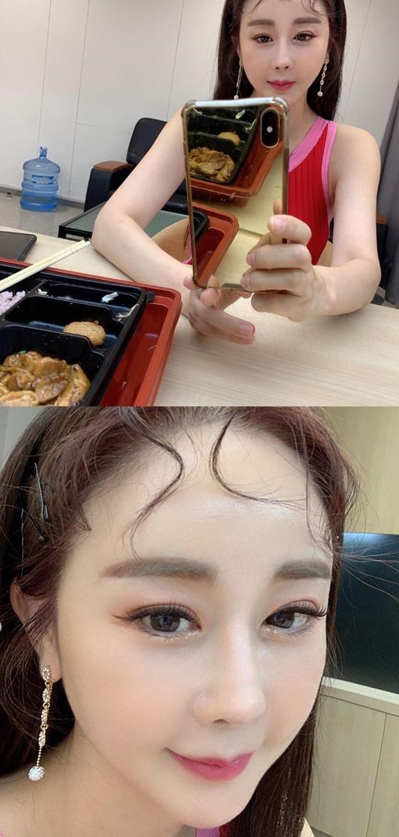 /사진= 배우 함소원 인스타그램