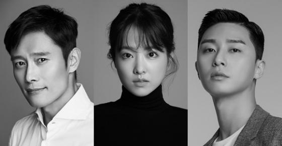이병헌, 박보영,박서준 / 사진제공=롯데엔터테인먼트