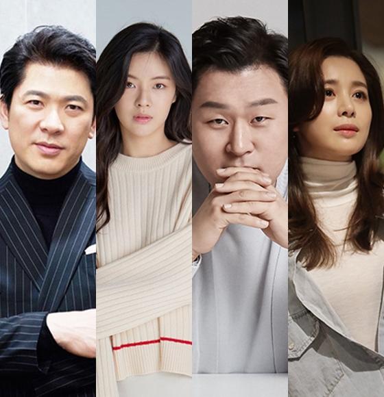 김상경과 이선빈, 윤경호, 서영희가 영화 '균'에 출연한다.