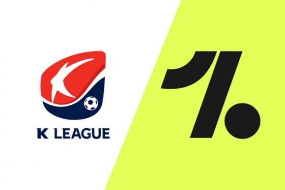 K리그(왼쪽)-원풋볼.  /사진=한국프로축구연맹