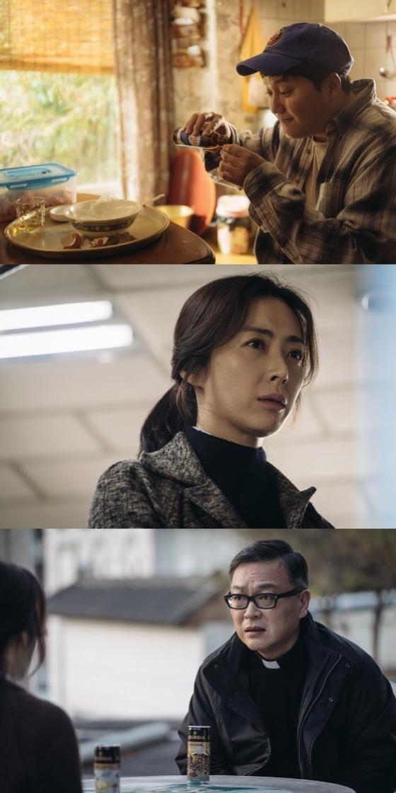 김대명·송윤아·김의성의 이유 있는 선택..'돌멩이'