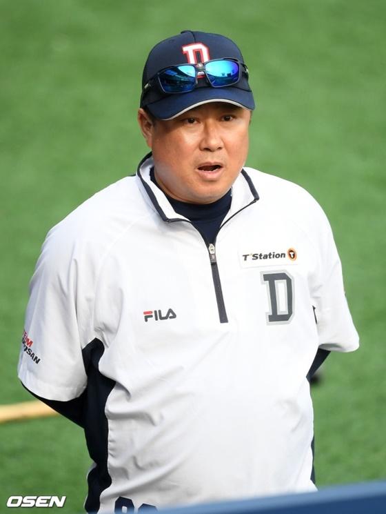 김태형 감독. /사진=OSEN