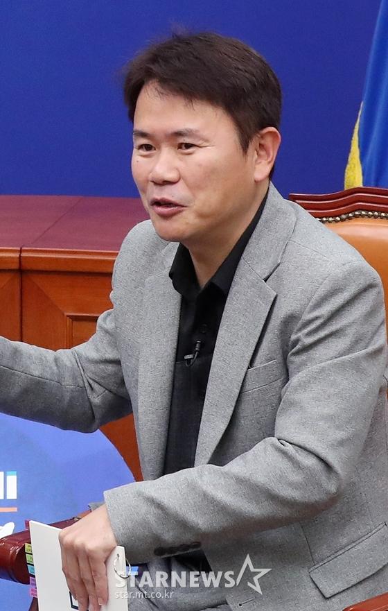 강성범 /사진=홍봉진 기자