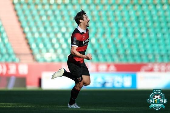 팔로세비치. /사진=한국프로축구연맹 제공