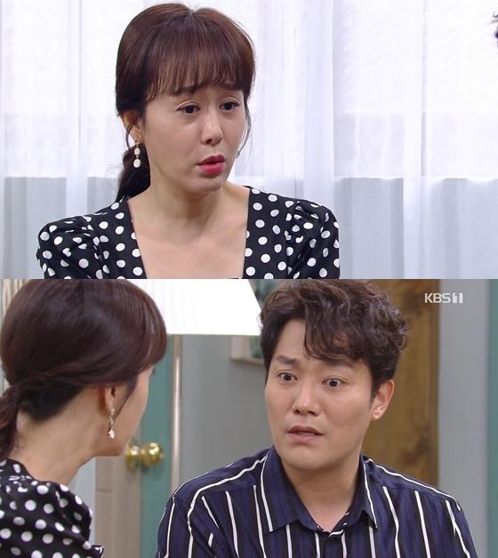 /사진= KBS 1TV 일일드라마 '기막힌 유산' 방송 화면