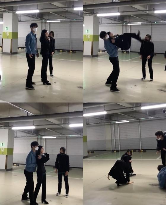 /사진=황승언 인스타그램 (SBS '앨리스')