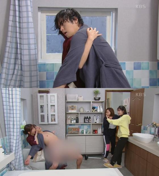 /사진=KBS 2TV 주말드라마 '오! 삼광빌라!' 방송 화면 캡처