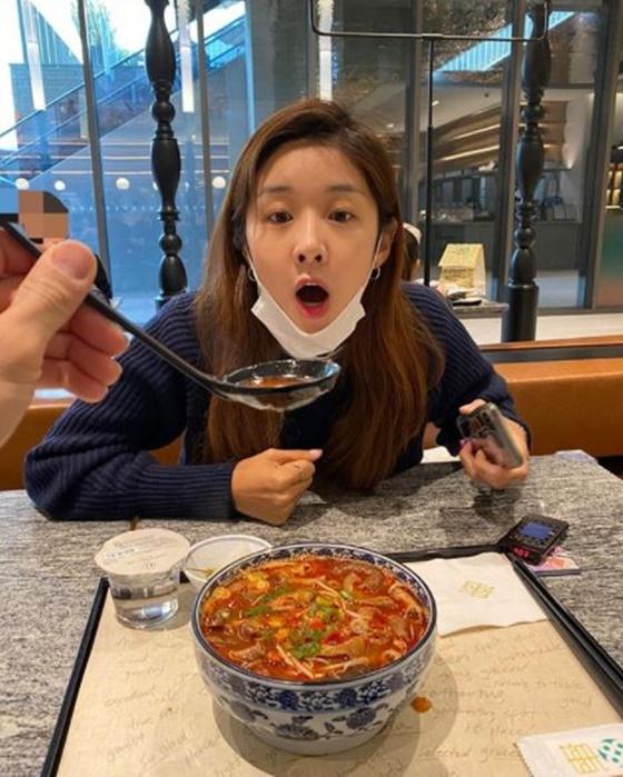 /사진= 김빈우 인스타그램