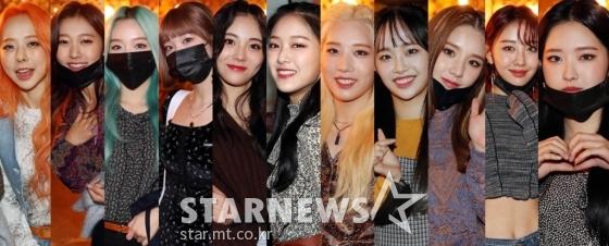 이달의소녀, '밤에도 자체발광 미모'[영상]