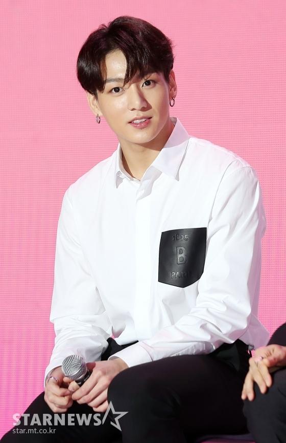 방탄소년단 정국(BTS JUNGKOOK) /사진=스타뉴스