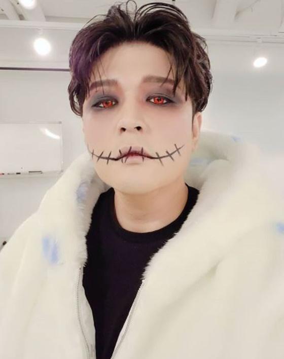 /사진= 가수 신동 인스타그램