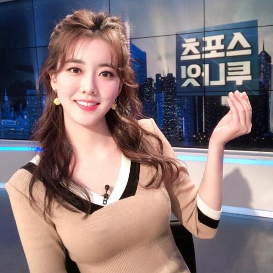 /사진=김민형 아나운서 인스타그램