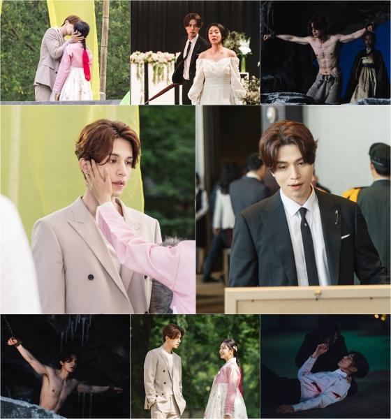 배우 이동욱 / 사진=tvN '구미호뎐'