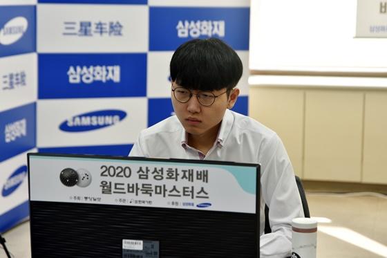 신진서. /사진=한국기원 제공