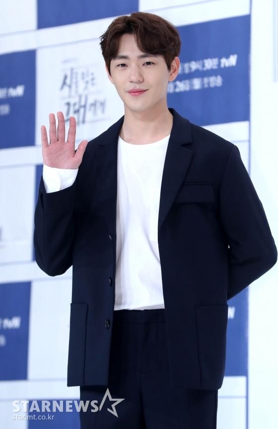 배우 신재하/사진=홍봉진 기자