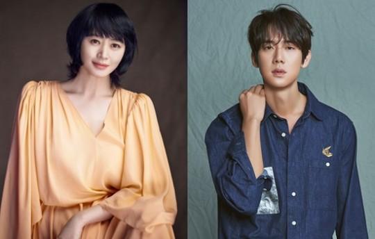 김혜수, 유연석 / 사진=호두앤유 엔터테인먼트, 킹콩by스타쉽