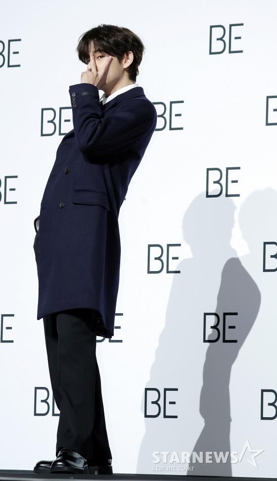 방탄소년단 뷔(BTS V) /사진=김창현 기자