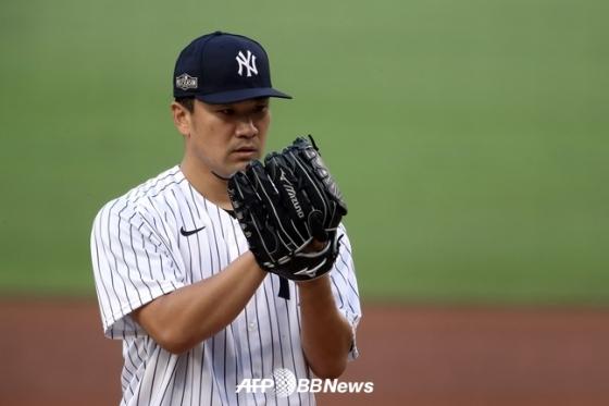 마사히로 다나카./AFPBBNews=뉴스1