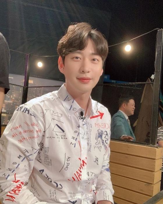 /사진=김윤상 아나운서 인스타그램