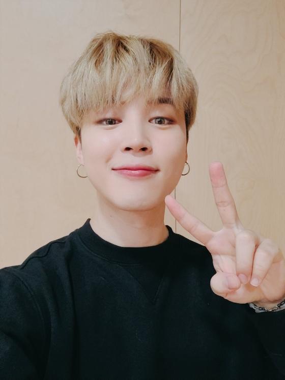방탄소년단 지민(BTS JIMIN) /사진=방탄소년단 공식 트위터