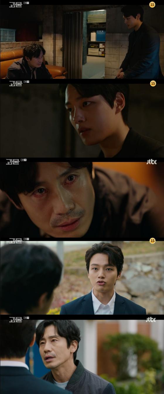 /사진=tvN 금토드라마 '괴물' 방송화면 캡처