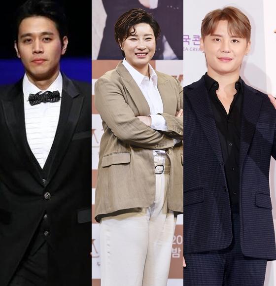 뮤지컬배우 손준호가 코로나19에 확진이 돼 그와 같이 프로그램에 출연한 박세리와 김준수 등이 검사를 받고 결과를 기다리고 있다.