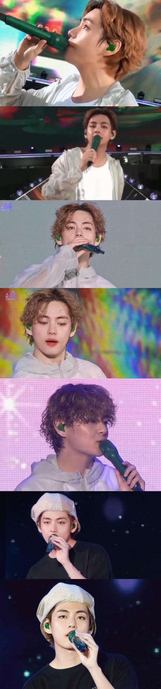 방탄소년단 뷔(BTS V)