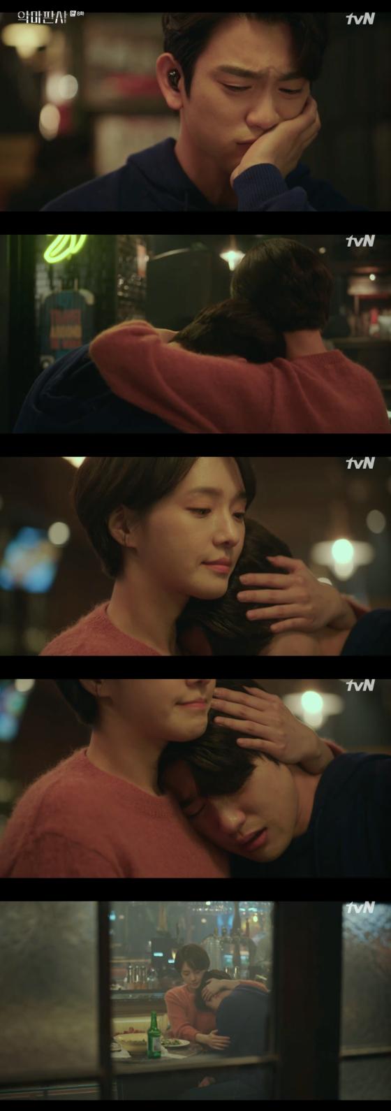 /사진=tvN '악마판사' 방송 화면 캡처