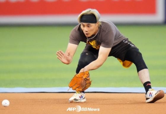 김하성. /AFPBBNews=뉴스1
