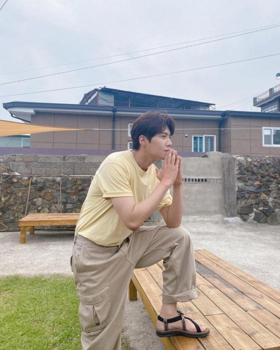 /사진=김선호 인스타그램