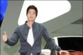 '2013 서울모터쇼' 유지태 팬 미팅 및 사인회